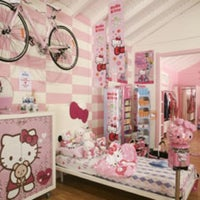 Photo taken at Hello Kitty Store by Namer M. on 8/3/2011