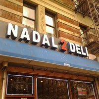 Photo taken at Nadal 2 Deli by 🔌Malectro 7. on 3/4/2012