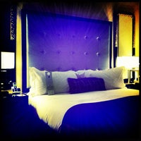 Photo taken at The Kimpton Muse Hotel by Ilovetapatio on 4/30/2012