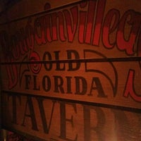 Photo taken at Bougainvillea's Old Florida Tavern by @antjphotog on 11/24/2011