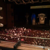 Photo taken at Salle Wilfrid Pelletier - Place des Arts by Allain L. on 9/20/2011