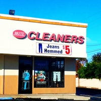 Photo taken at BRITE CLEANERS by TONY A. on 1/2/2012