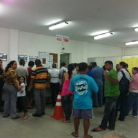 Photo taken at DETRAN/AL - Departamento Estadual de Trânsito de Alagoas by Leonardo B. on 9/23/2011