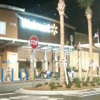 Photo taken at Walmart Supercenter by Allison B. on 11/19/2011