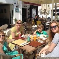 Photo taken at Cafe Cafen Bistro by Galip G. on 4/11/2012