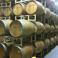 Photo taken at San Antonio Winery by Marcus on 12/30/2010
