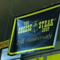 Photo taken at Cheese Steak Shop by Cory F. on 1/11/2012
