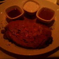 Photo taken at Fleming's Prime Steakhouse & Wine Bar by Joe B. on 1/15/2012