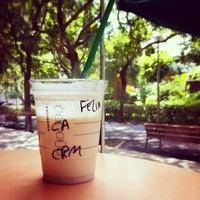 Photo taken at Starbucks Coffee by Felix P. on 8/13/2012