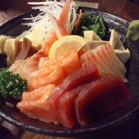 Photo taken at Japanese Cuisine 하나 by Sirius S. on 9/7/2011