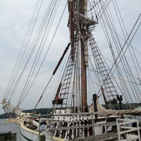 Photo taken at Maine Maritime Museum by Carmen D. on 7/14/2012