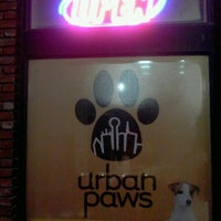 Photo taken at Urban Paws by Katrina T. on 10/24/2011