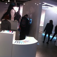 Photo taken at Swatch Showroom Victoria Square by Daren D. on 10/13/2011