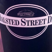 Photo taken at Halsted Street Deli by Nance on 6/13/2012