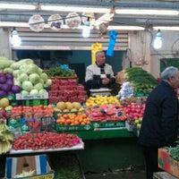 Photo taken at Petach Tikva Market by Meidad H. on 1/19/2012