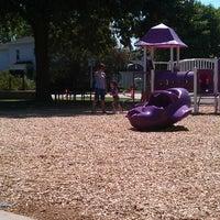 Photo taken at Klatt Park by Matt B. on 8/7/2012