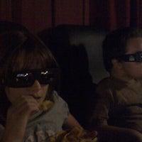 Photo taken at Nordelta Cinemas by Mariano B. on 2/20/2012