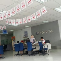 Photo taken at Toyota Service Centre Sg Besi KL by Hilmi J. on 7/23/2012