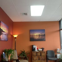 Photo taken at Undo Stress Massage Therapy by Kitty M. on 8/18/2012