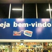 Photo taken at Hiper Bompreço by Jadiel J. on 6/23/2012