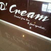 Photo taken at D'Cream by Jay-r C. on 4/12/2012