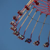 Photo taken at Windseeker by Cedar Point on 8/25/2012