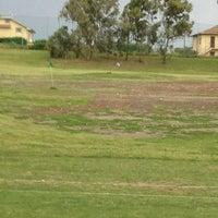 Photo taken at Golf Club Castel Gandolfo by Paola D. on 6/9/2012