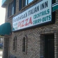 Photo taken at Barbiere's Italian Inn by Tony M. on 6/30/2012