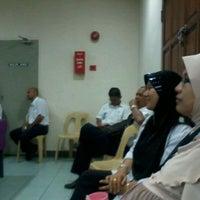 Photo taken at Bangunan Persekutuan Gerik by Shah R. on 2/21/2012