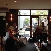Photo taken at Dockside Restaurant by Peter K. on 7/22/2012