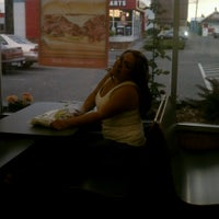 Photo taken at SUBWAY by Angie H. on 7/14/2012