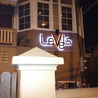 Photo taken at Levels - Ultrabar and Lounge by Ricardo M. on 7/23/2012