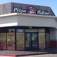 Photo taken at Pizza Patron by Michael G. on 3/9/2012
