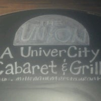 Photo taken at The Union Cabaret & Grille by Benshiro A. on 9/4/2012
