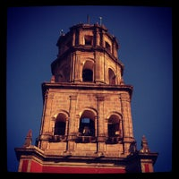 Photo taken at Templo de San Francisco by Isaac M. on 8/6/2012