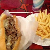 Photo taken at Carl's Steaks by DJ_Doobie on 7/30/2012