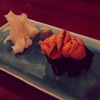 Photo taken at Sakana Sushi & Grill by Tatsuhiko M. on 6/23/2012