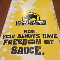 Photo taken at Buffalo Wild Wings by Abby D. on 5/8/2012