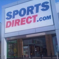 Photo taken at Sports Direct by James S. on 4/1/2012