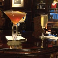 Photo taken at Library Lounge at Old Hickory Steakhouse by Robert P. on 7/22/2012