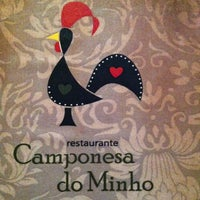 Photo taken at Camponesa do Minho by Meire T. on 3/16/2012