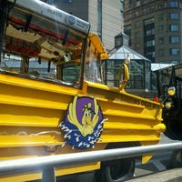 Photo taken at Boston Duck Tour (Prudential Center) by Michelle F. on 6/7/2012
