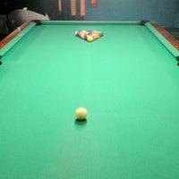 Photo taken at Brewball Pool Club & Bar by Khang Hwei T. on 6/30/2012