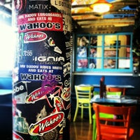 Photo taken at Wahoo's Fish Taco by Nicole M. on 7/22/2012