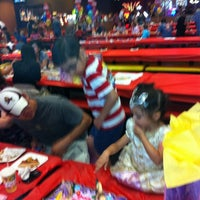 Photo taken at Peter Piper Pizza by Justin C. on 5/12/2012