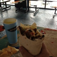 Photo taken at Burrito Boarder by Russell W. on 2/28/2012