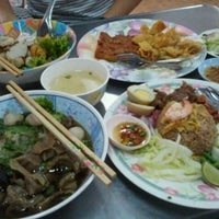 Photo taken at R-Ma Pork stew by Kewpie P. on 5/1/2011