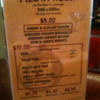 Photo taken at El Cholo Cantina by Mitch D. on 4/20/2012