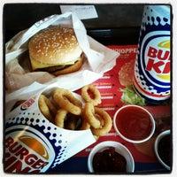 Photo taken at Burger King by Jambert D. on 4/5/2012