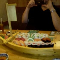 Photo taken at Akai Hana by SHANNON G. on 9/1/2011